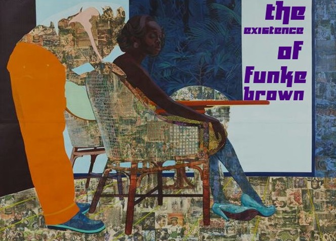 Blog The Existence Of Funke Brown
