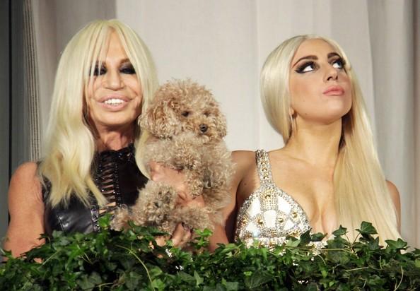 Lady+Gaga+seen+togther+fashion+designer+Donatella+hAQzQFyTJKNl