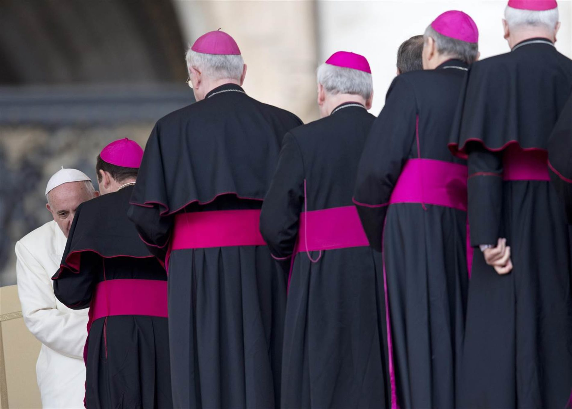 The Vatican Still Maintains That Gay Men Shouldn't Be Priests