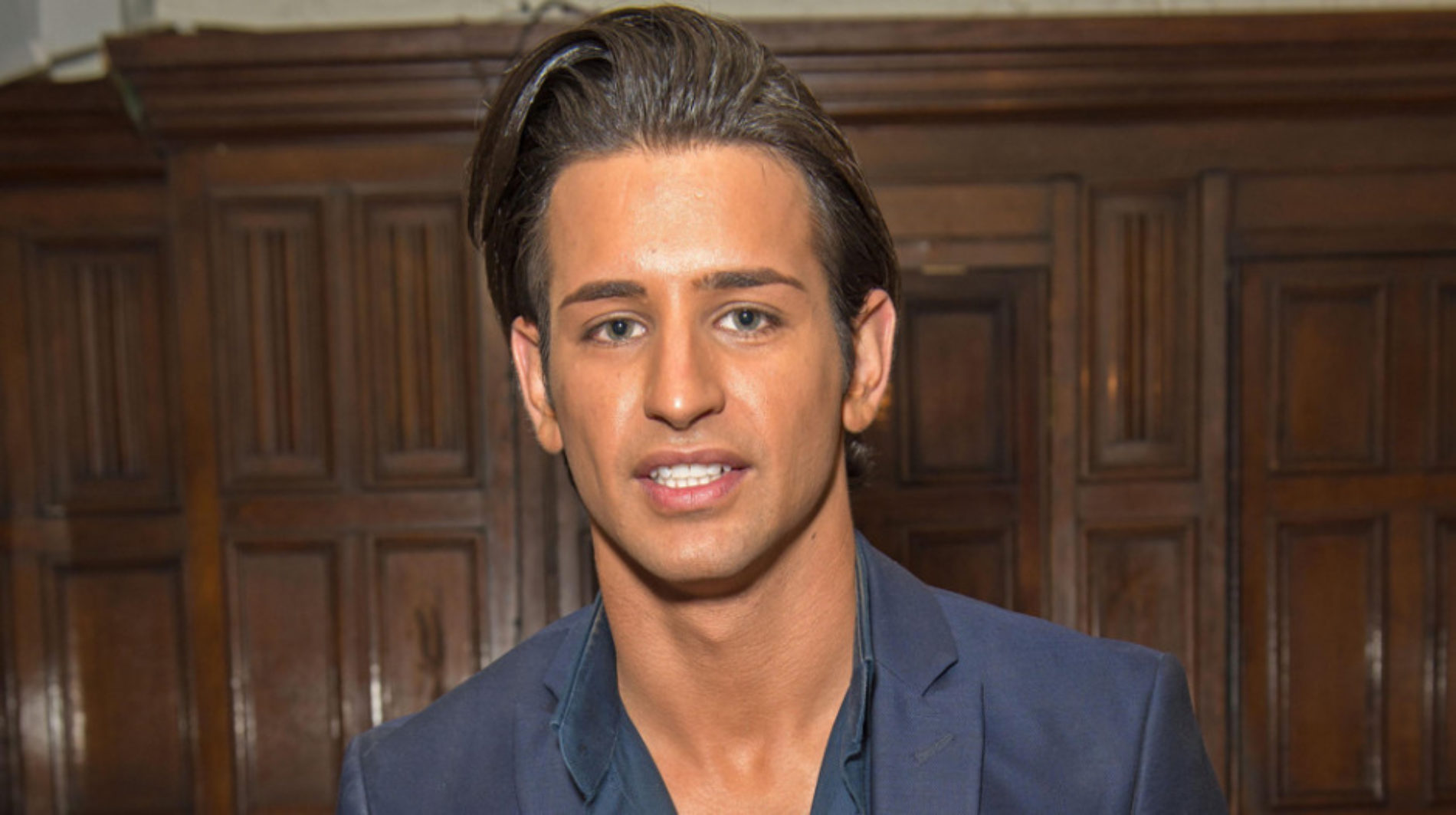 Reality TV star Ollie Locke has released his own dating app to find the perfect man