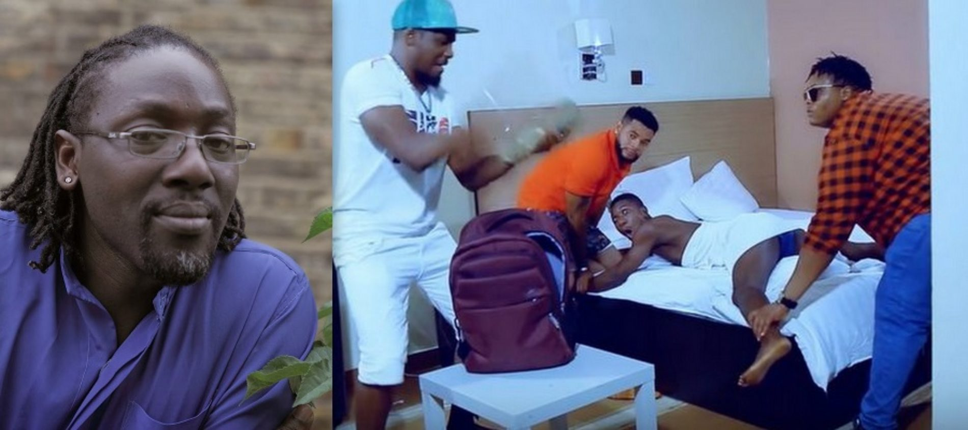 Comedian Ogusbaba antigay comedy sketch goes viral, provokes outrage from Nigerian LGBT