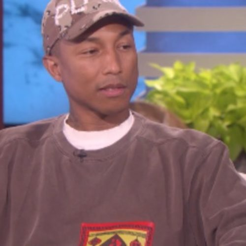 """We All Have To Get Used To Everyone's Differences."" Pharrell shuts down Gospel singer Kim Burrell's antigay rant on Ellen's show"