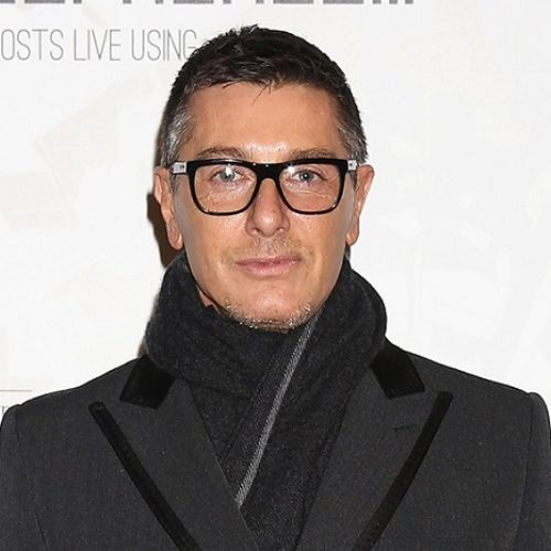 """Don't call me gay, I'm a man!"" Stefano Gabbana talks out of turn again"