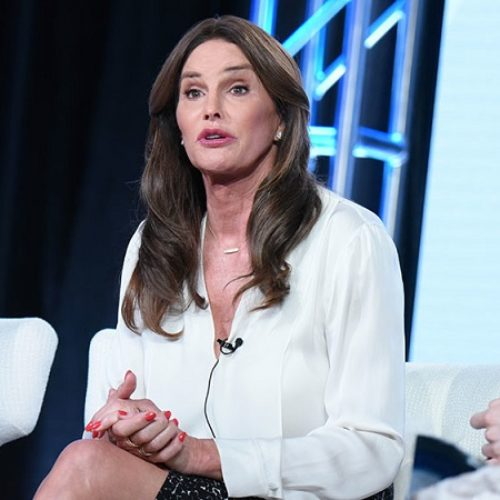 Amid Controversy Caitlyn Jenner Gets a 24-Karat-Gold Facial Ahead of Inauguration