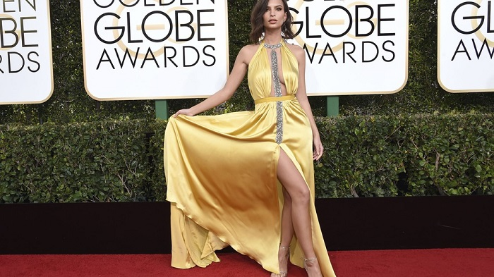 Kd S Fashion Police The 74th Annual Golden Globe Awards