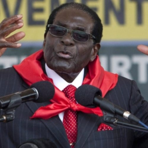 Robert Mugabe is unsurprisingly a fan of Donald Trump