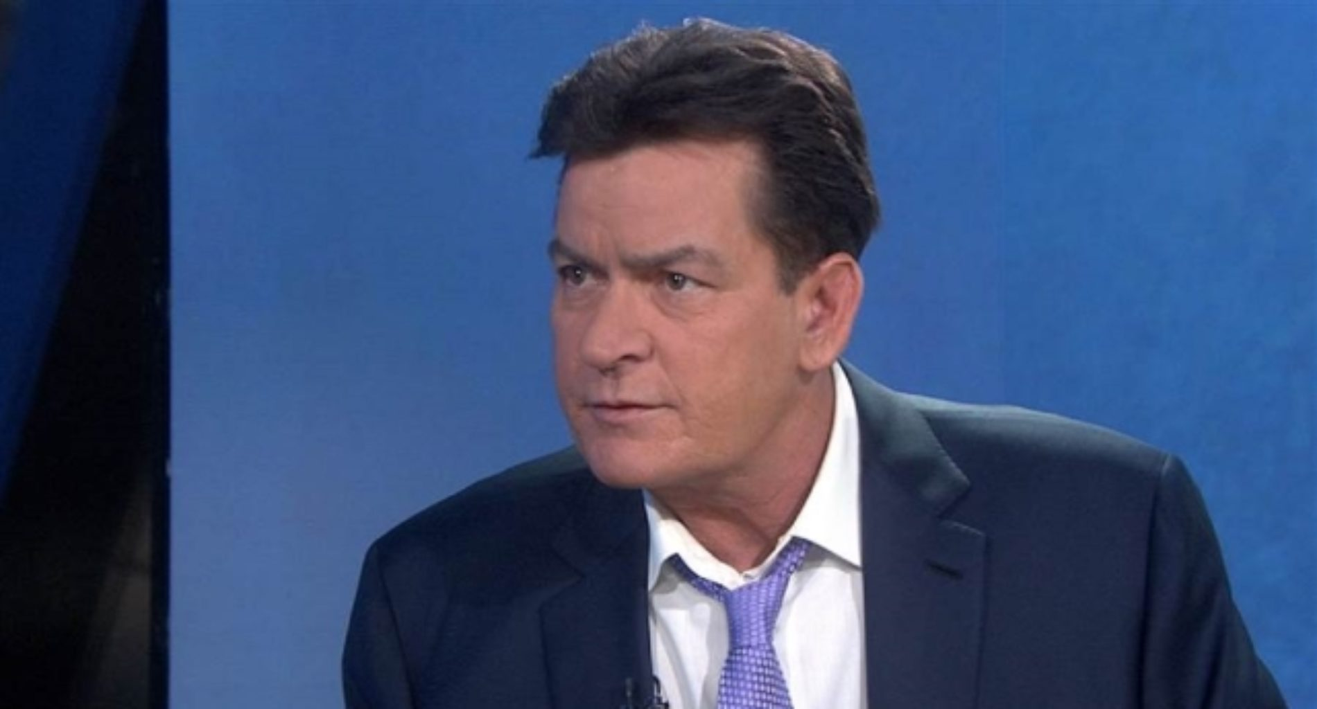 Charlie Sheen says there are other Hollywood stars who are HIV-positive but keeping it secret