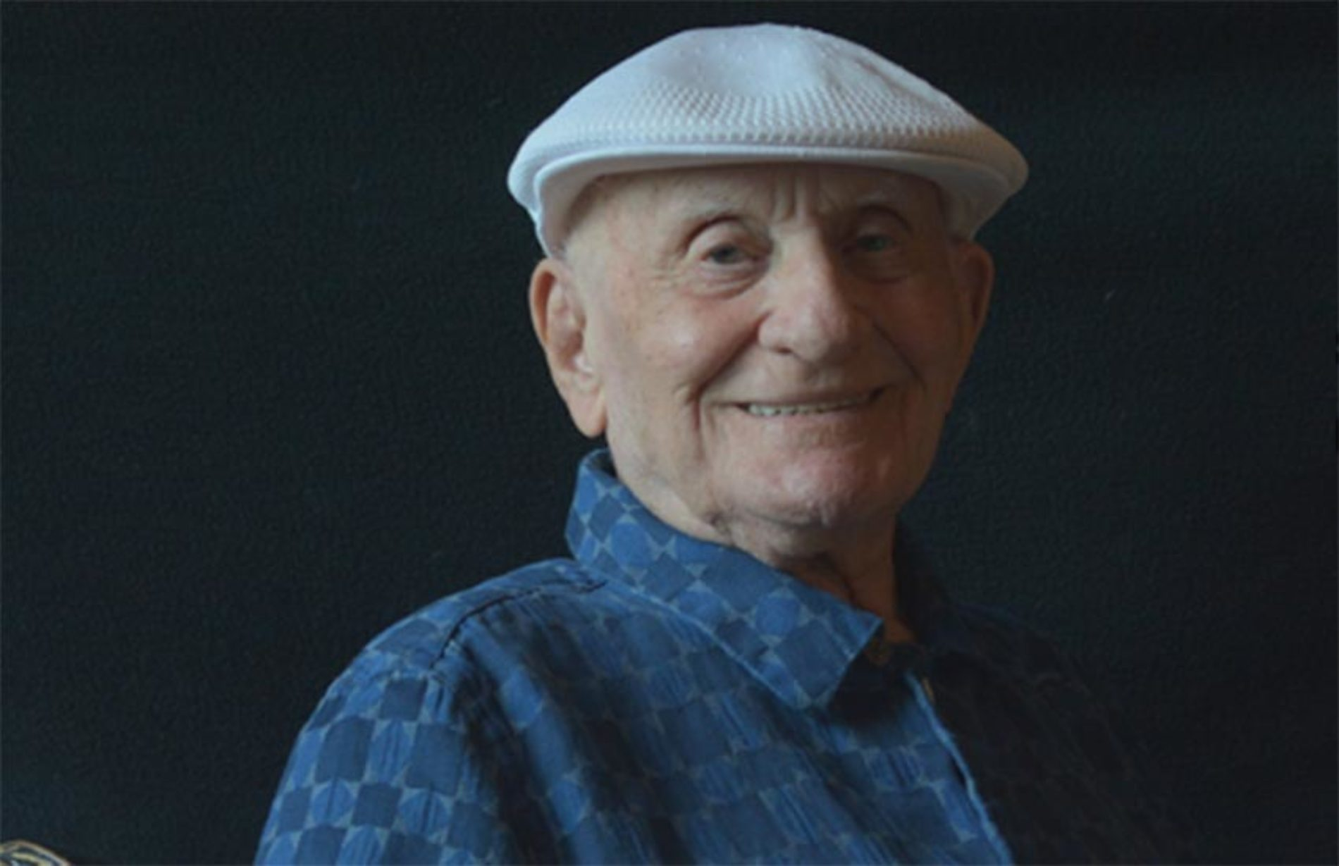 Meet the grandfather who came out at 95 years old