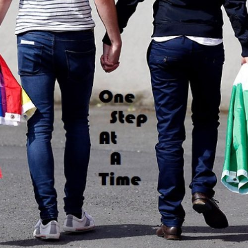 ONE STEP AT A TIME: By Melvyn & Carl