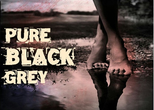 Pure Black Grey 1