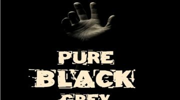 Pure Black Grey 2