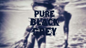Pure Black Grey 3