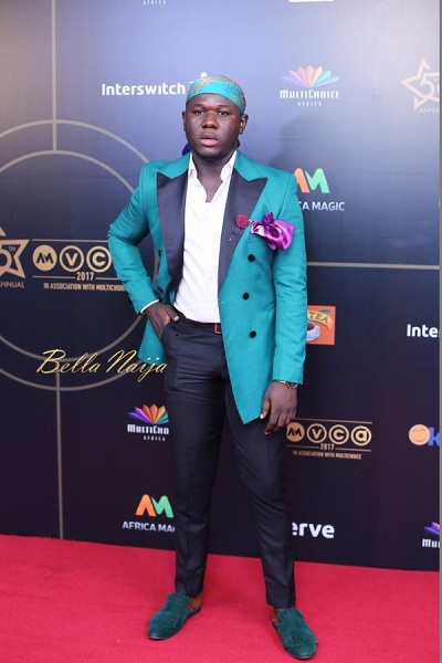 amvca Richard Akuson