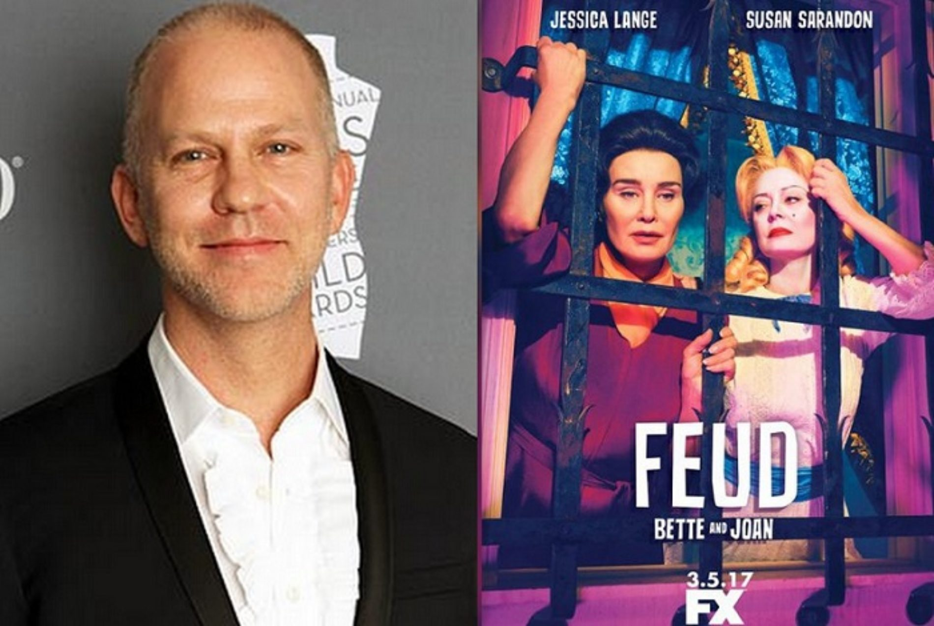 Ryan Murphy Teases A Gay 'Feud' For Season Three