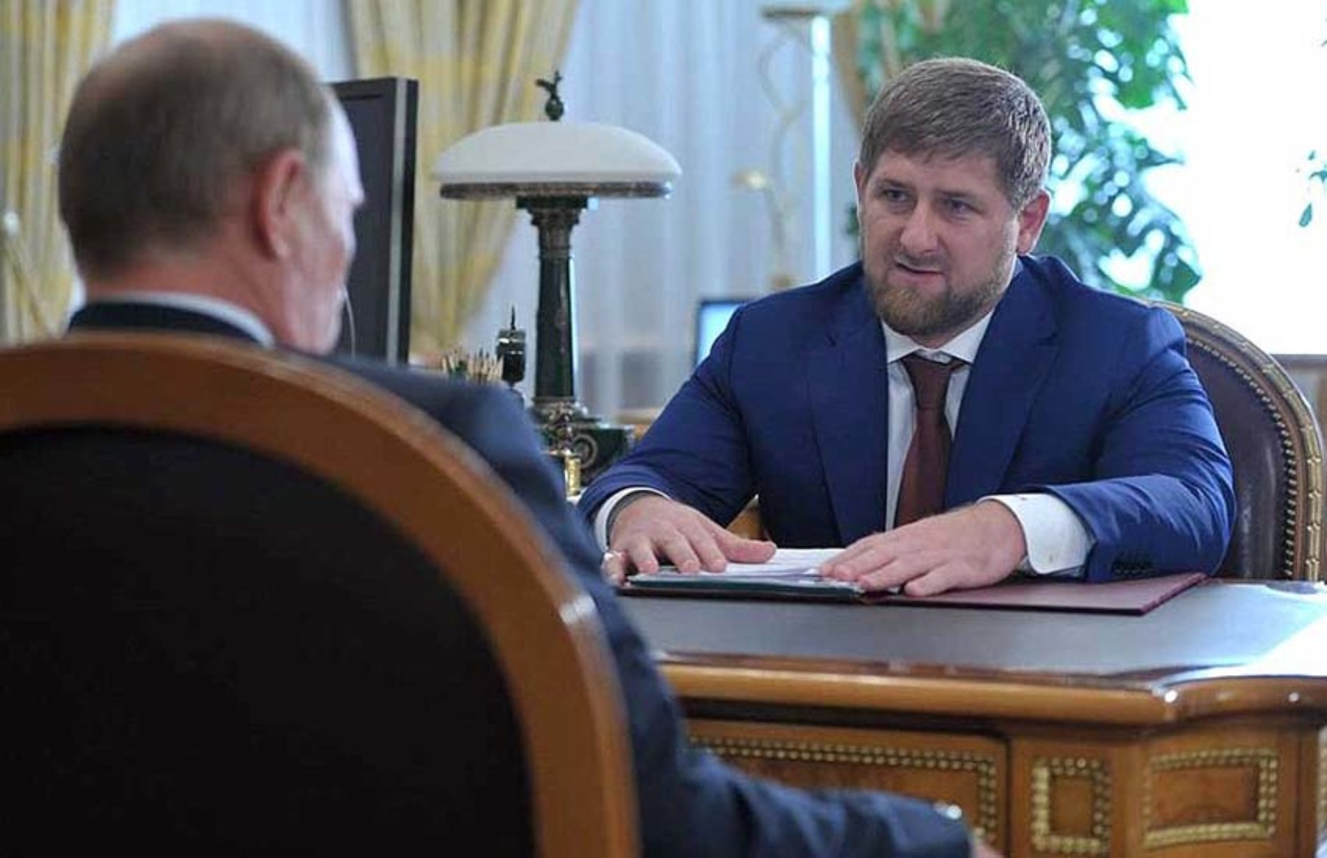 Chechnya's president vows to eliminate all gay men by the end of May