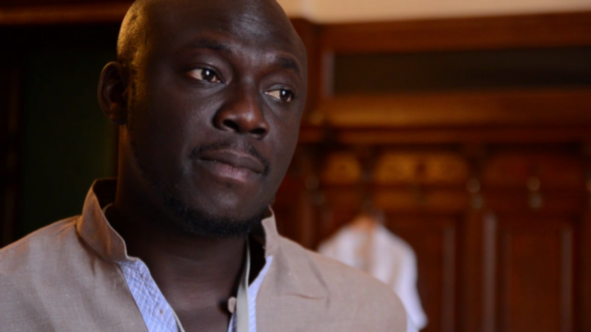 Elnathan John says homosexuality is a more forgivable crime in Nigeria than poverty
