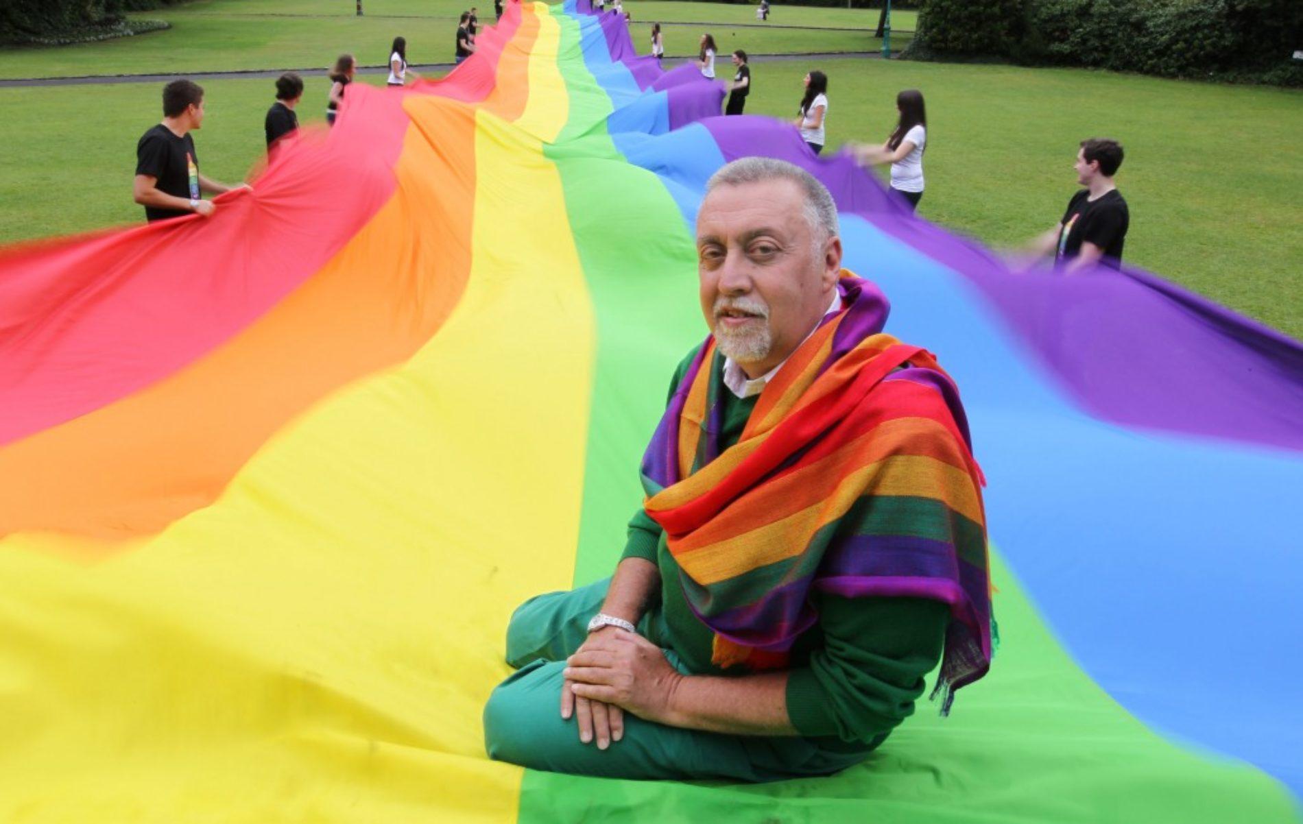 Gilbert Baker, creator of iconic Rainbow Flag, has passed away