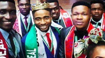 mr ideal nigeria