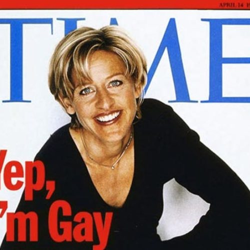 """Yep, I'm Gay."" Read the ""shocking"" interview Ellen DeGeneres gave 20 years ago"