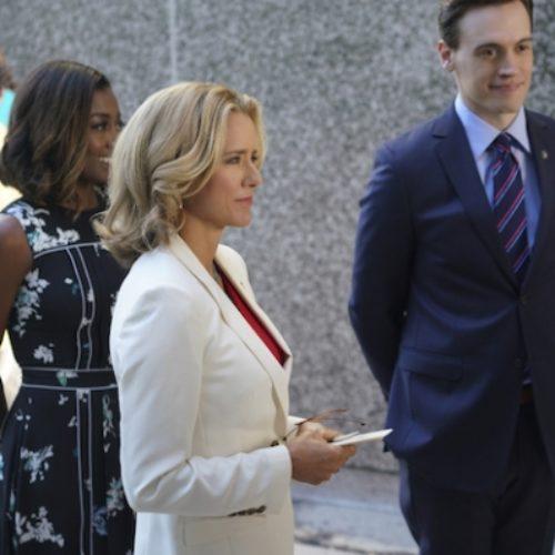 The Heartwarming Coming Out Scene In 'Madam Secretary'