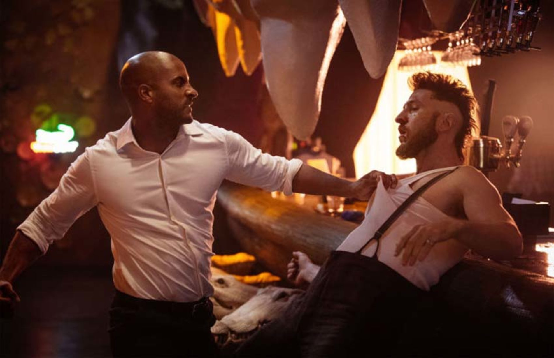 American Gods will feature the most explicit gay sex scene in a TV show ever