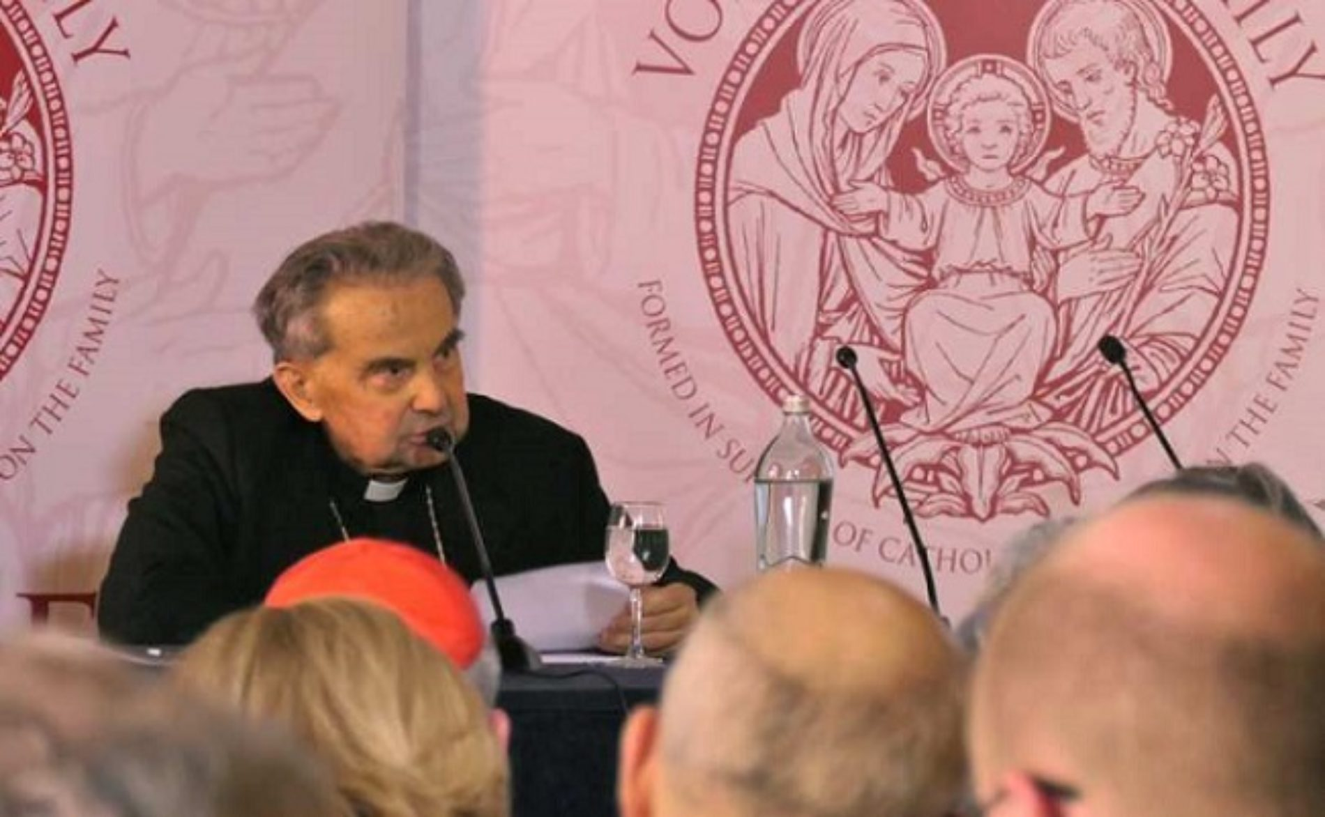 Italian Cardinal Says Abortion And Homosexuality Show The 'Final Battle' Between God And Satan Has Come