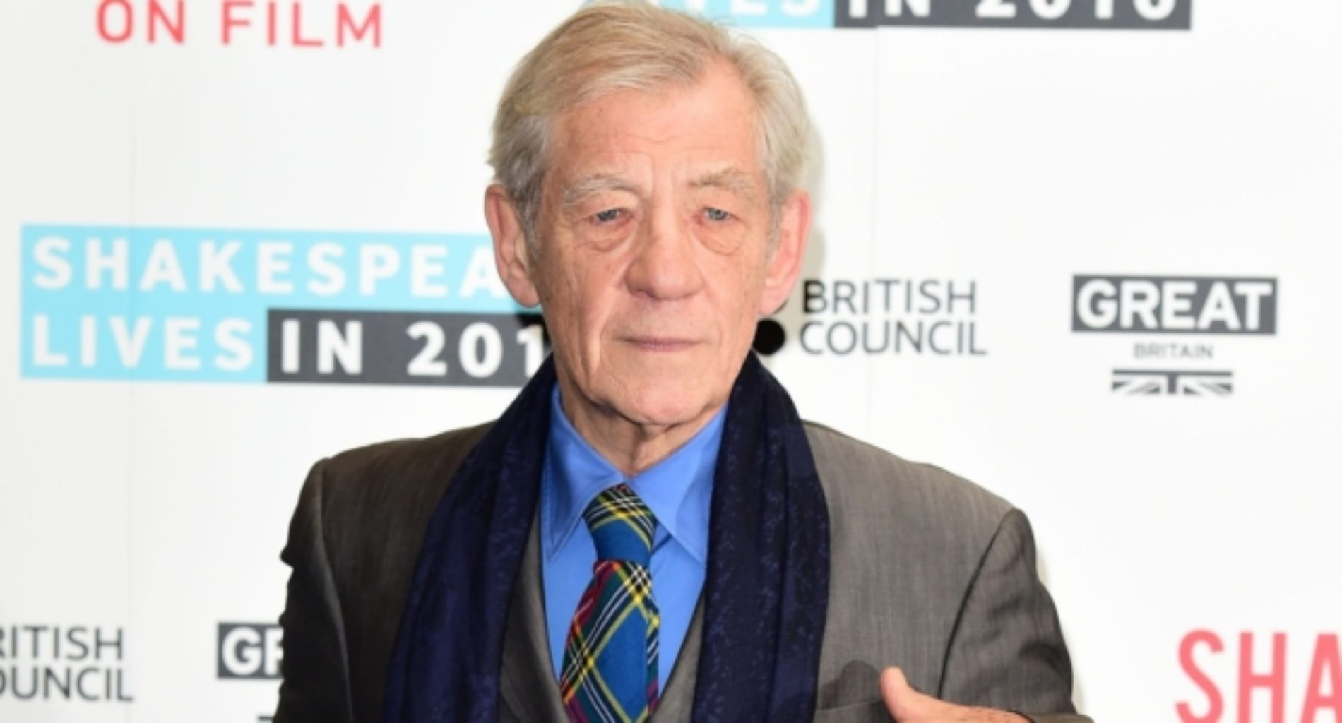 """Coming out is the best thing any gay person will ever do."" – Sir Ian McKellen"