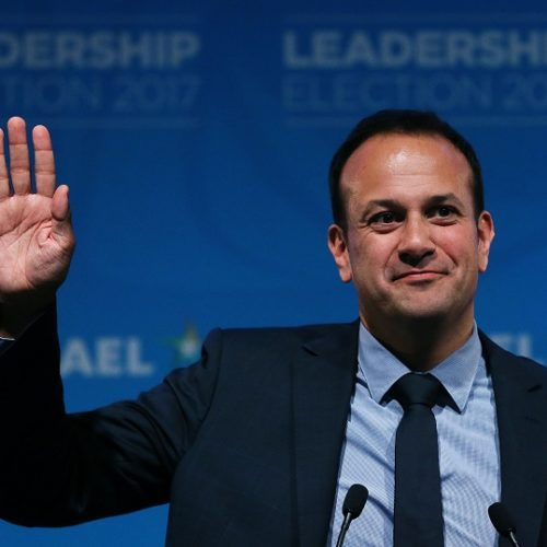 Leo Varadkar, gay son of Indian immigrant, to be next Irish PM