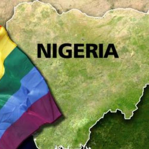 ELECTION YEAR IS COMING UP, AND NIGERIAN POLITICIANS HAVE REMEMBERED HOMOSEXUALITY EXISTS (AGAIN)