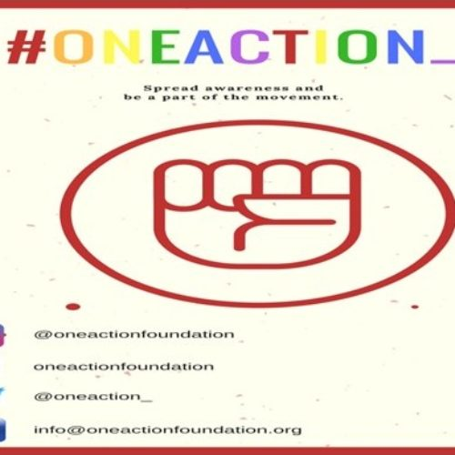 Join The Movement With One Action Foundation