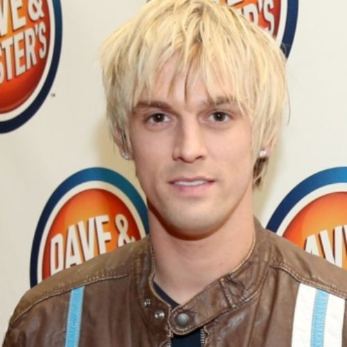Aaron Carter splits from girlfriend after opening up about his bisexuality