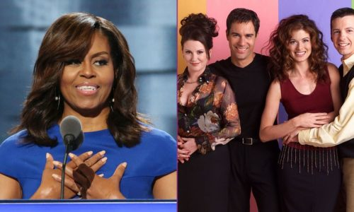 Michelle Obama to guest star on the 'Will & Grace' revival