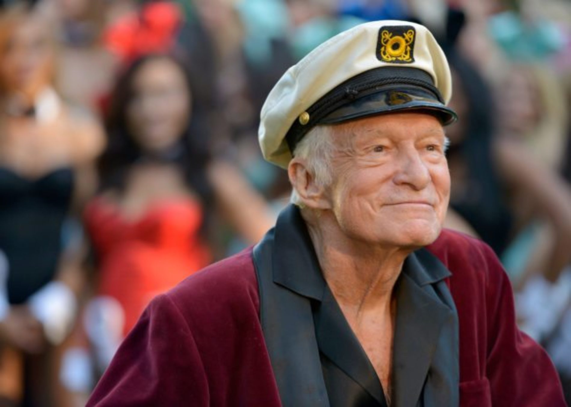 What Playboy founder Hugh Hefner thought about gay rights and AIDS