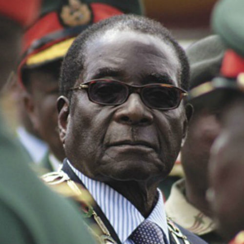 World Health Organization names anti-gay Zimbabwe leader Robert Mugabe as 'goodwill ambassador'