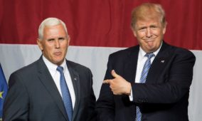 New Yorker stands by claim that Trump joked Pence wants to 'hang all the gays'