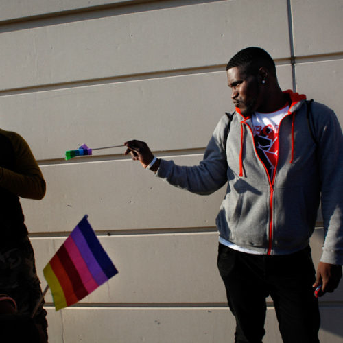 """I Will Fight For You But…"" The Shame Of The LGBT Activist"