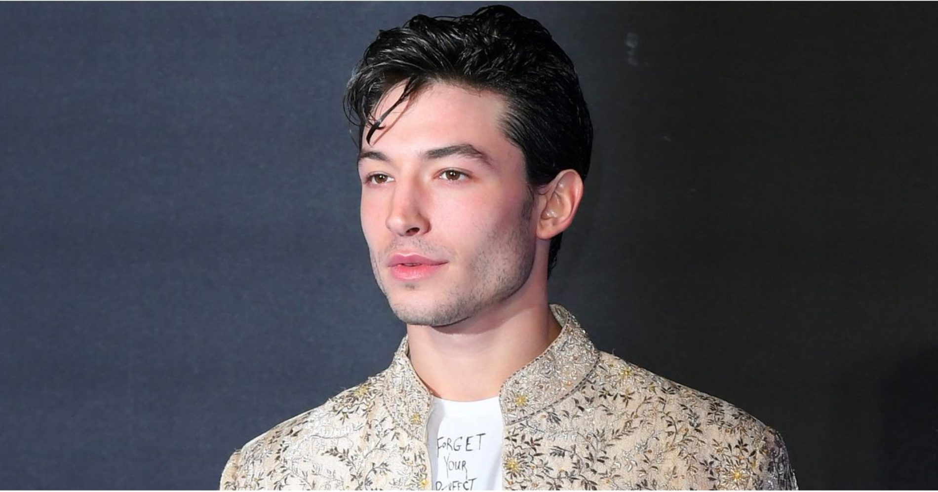 "Ezra Miller on coming out: ""I was told by a lot of people I'd made a mistake."""