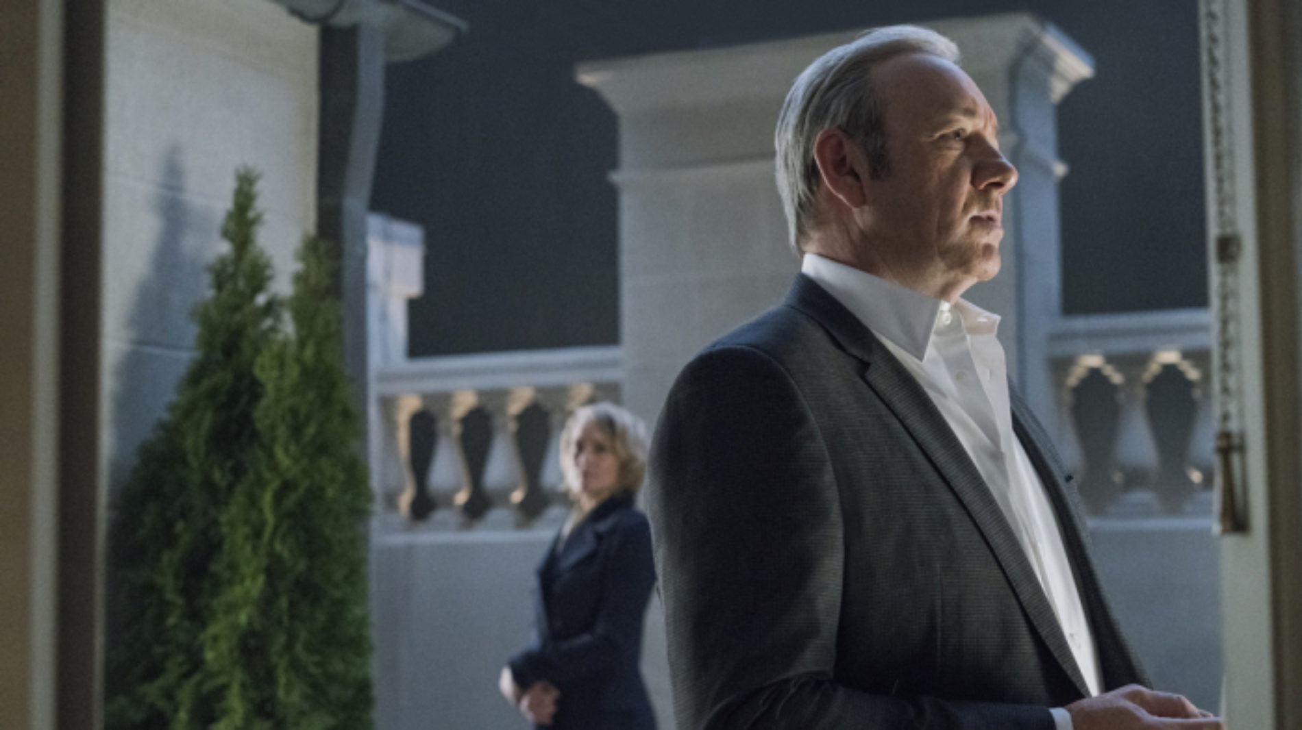 Netflix may have Kevin Spacey's Frank Underwood killed off in 'House of Cards' as actor is fired from the series