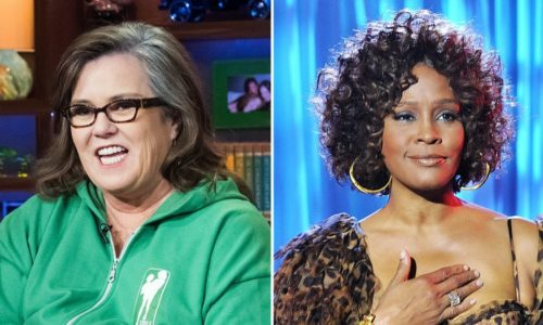 Rosie O'Donnell Claims She Knew About Whitney Houston's Girlfriend