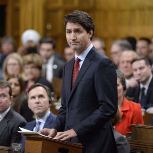 """I Am Sorry. We Are Sorry."" Prime Minister Justin Trudeau's Formally Apologizes to Canada's LGBTQ Community"