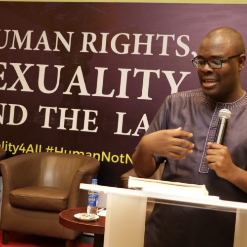 """But Who Have I Hurt If I Were Gay?"" Chude Jideonwo's Must Read Equality Speech"