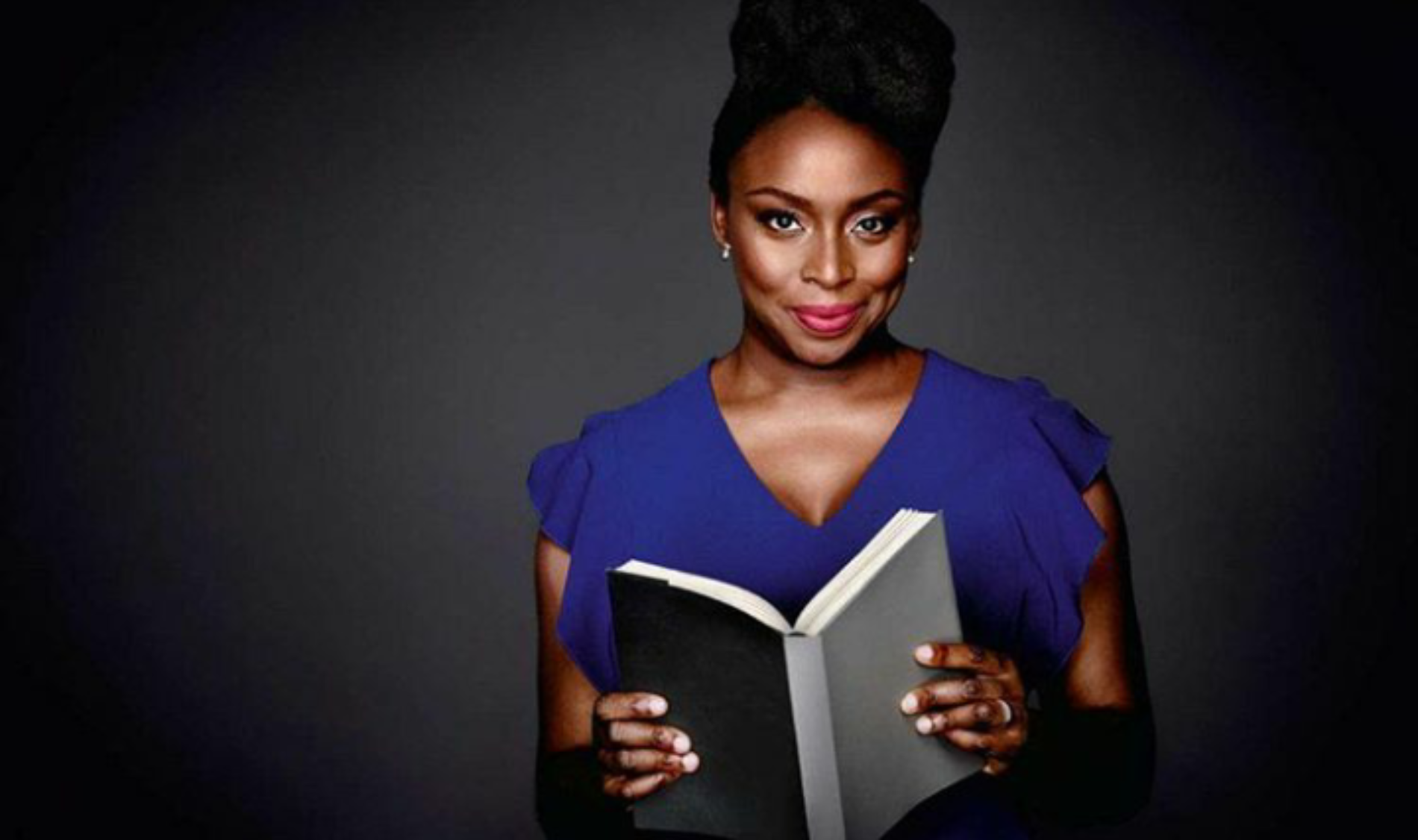 Chimamanda Adichie's epic clapback when asked if Nigeria has bookshops