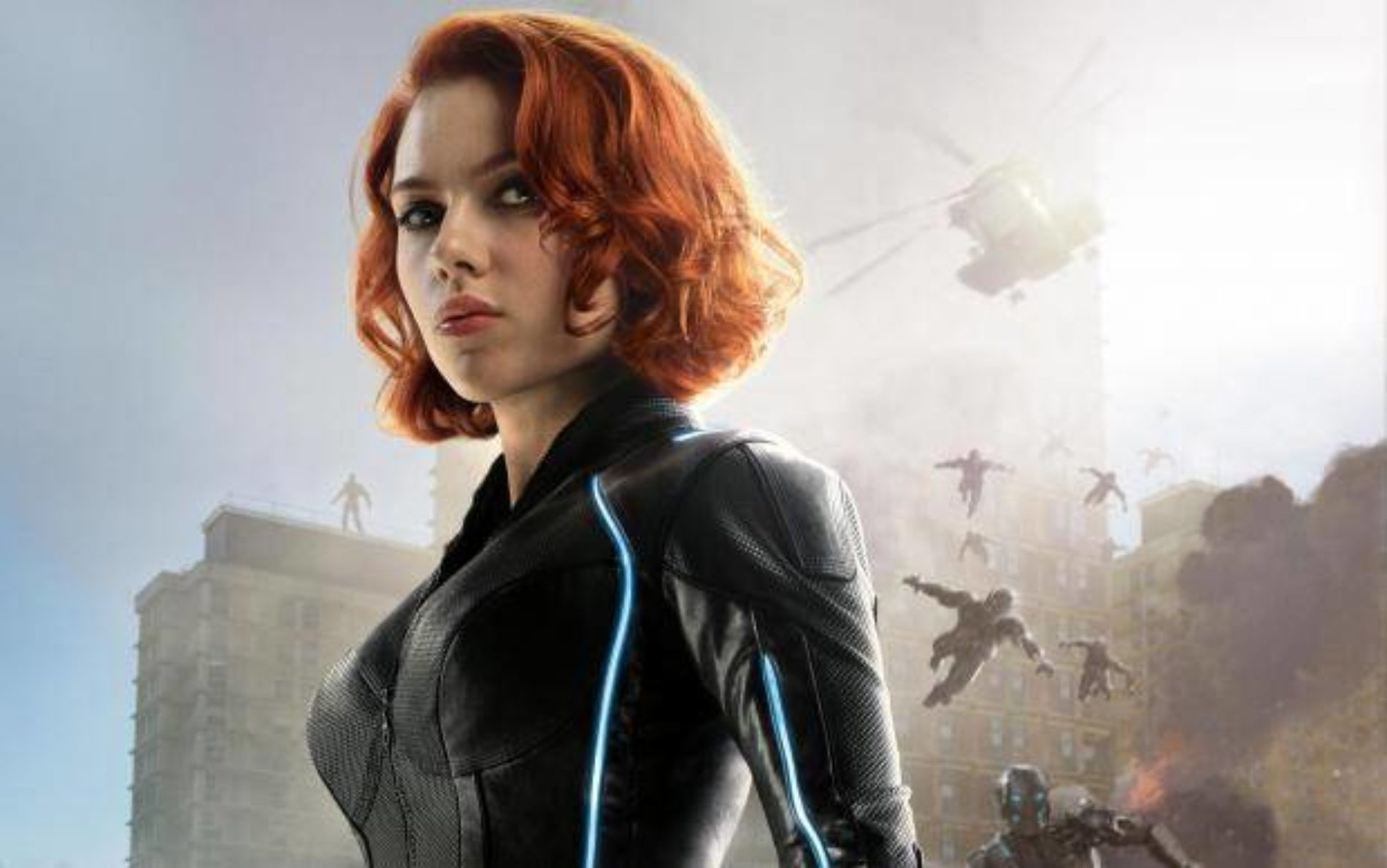A Black Widow Movie is finally getting made
