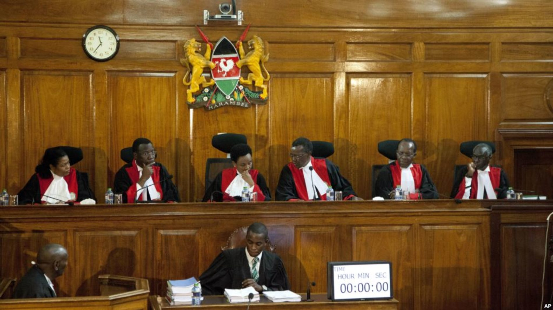 Kenyan High Court opens to a court case challenging country's gay sex ban