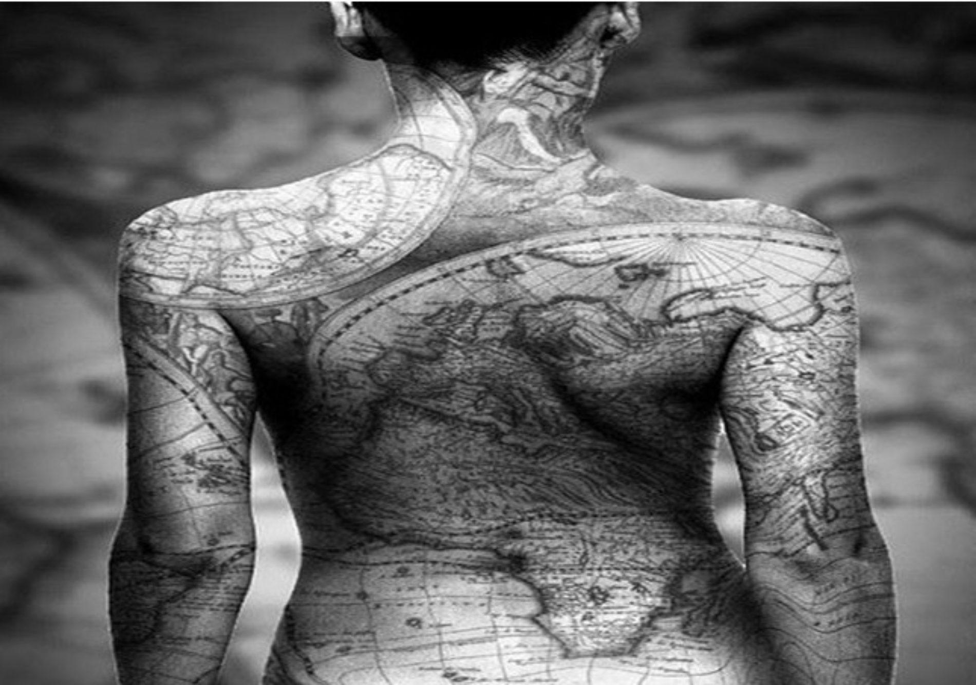 Body Cartography