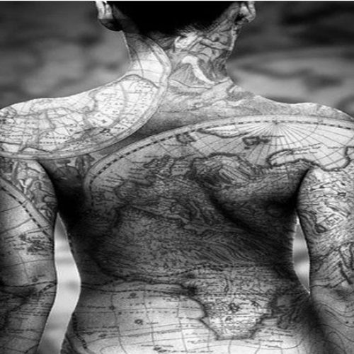 Body Cartography