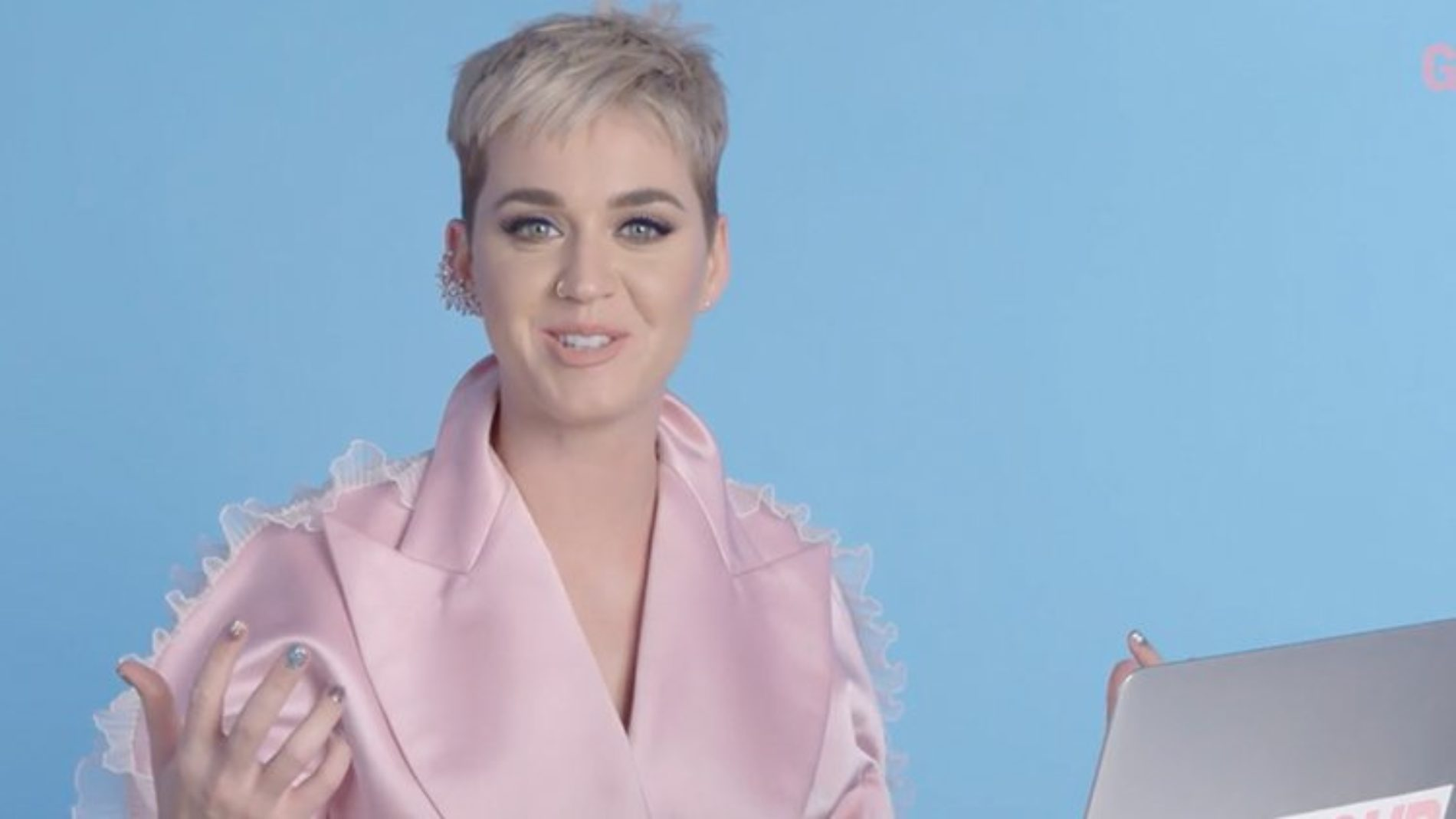 Katy Perry Reveals some Second Thoughts about her breakout hit song 'I Kissed a Girl'