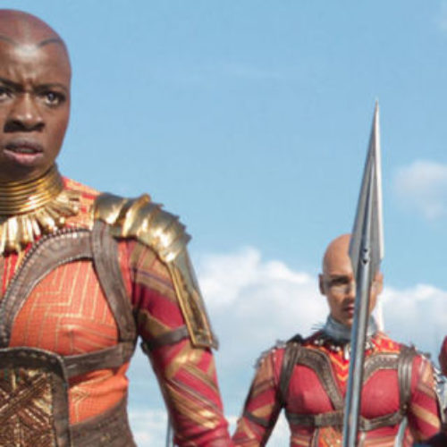 Florence Kasumba speaks on why 'Black Panther' removed its Lesbian Relationship