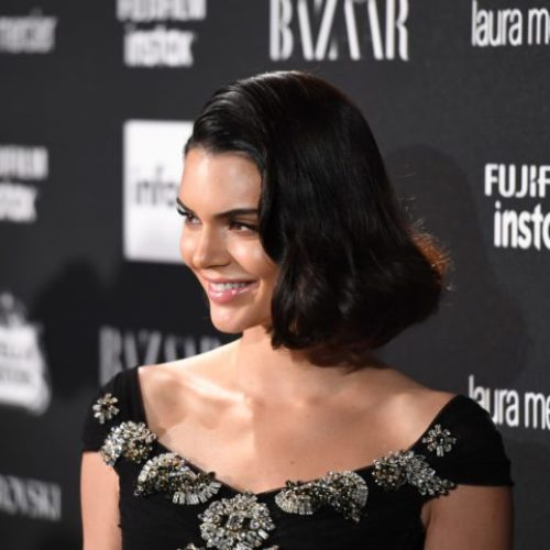 """I'm Not Gay."" Kendall Jenner addresses the rumours about her sexuality"