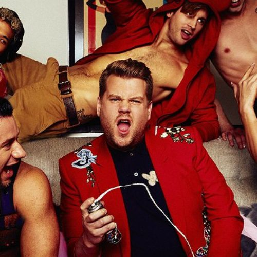 James Corden Reveals How He Will Talk to His Children About Same-Sex Relationships